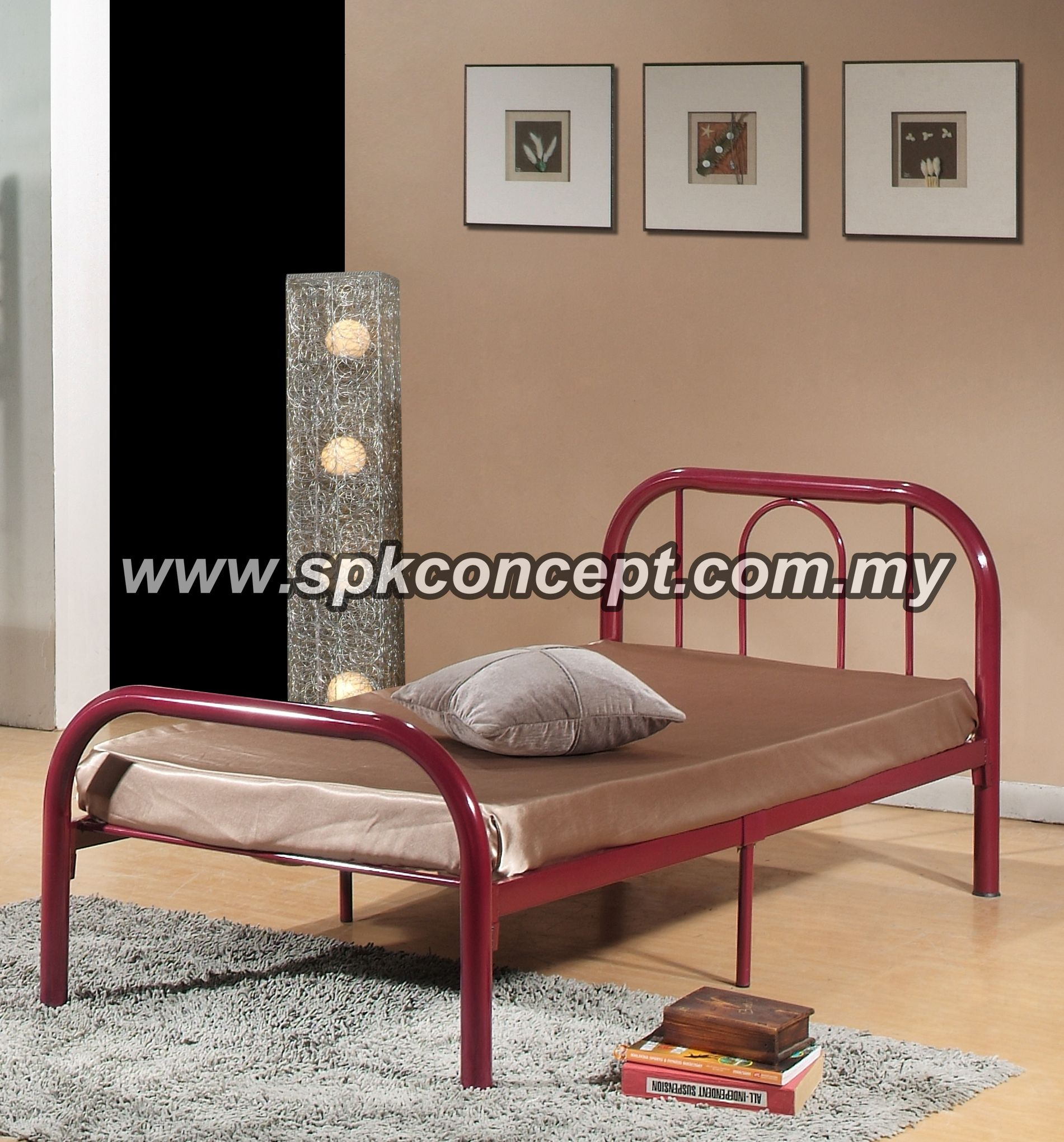 Foldable Single Bed Frame Malaysia Bed Frame Ideas